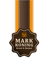 Logo Mark Koning Brood en Banket
